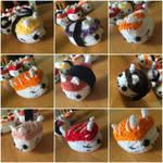 Sushi Collage by uchihacrush