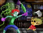 Wifl - Punxysaur vs. Doll