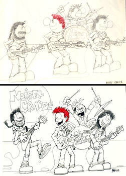 Noisey Craize Then and Now