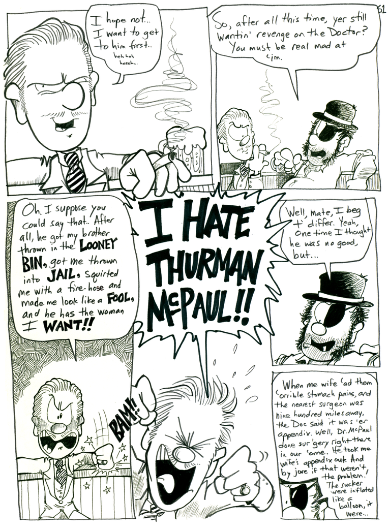 Holiday Doctor p. 61 by hankinstein