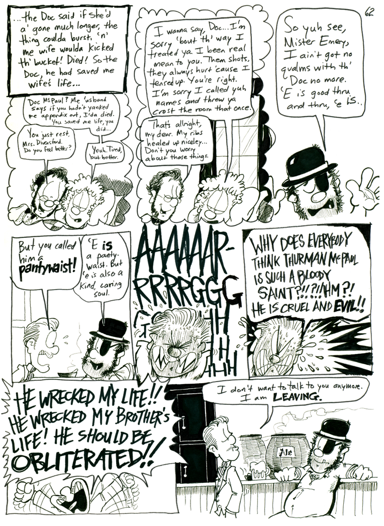 Holiday Doctor p. 62 by hankinstein