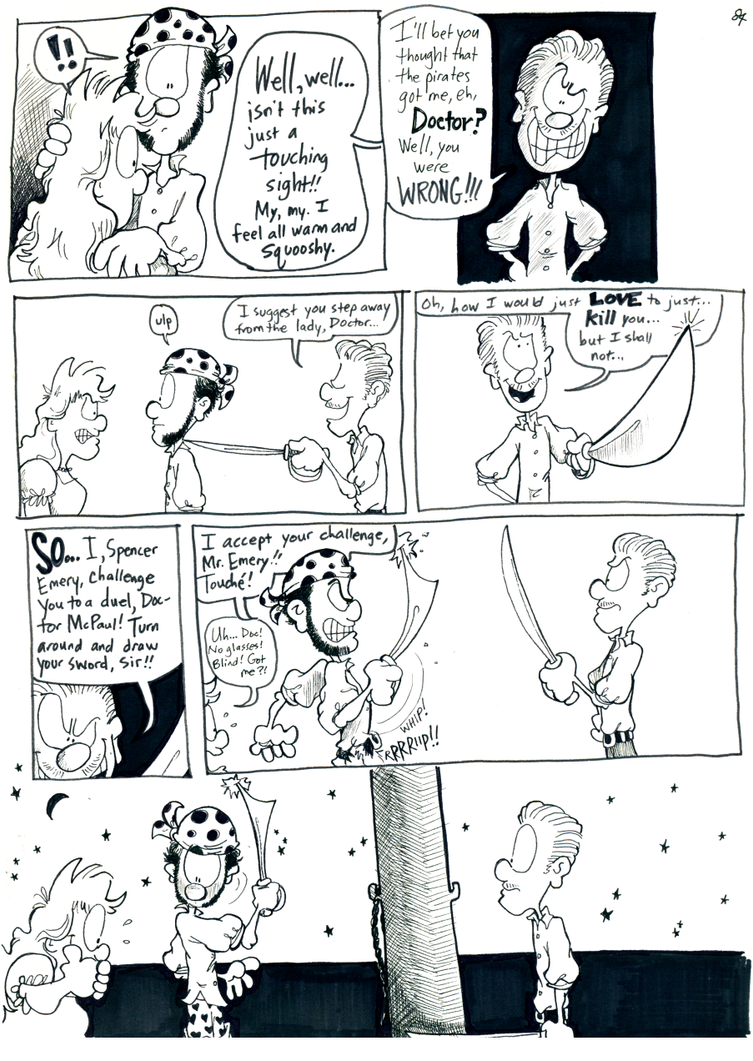 Holiday Doctor p. 84 by hankinstein