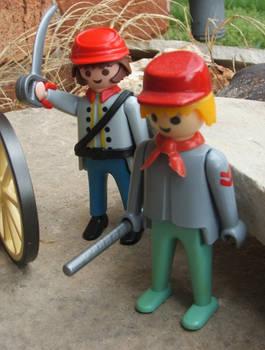 Artillerymen 2