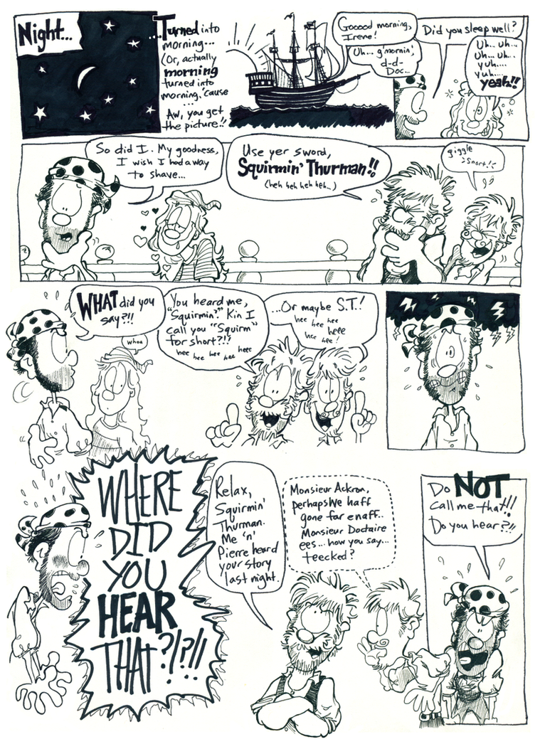 Holiday Doctor p. 96 by hankinstein