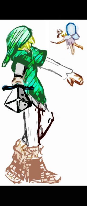 It's Link by VonLark