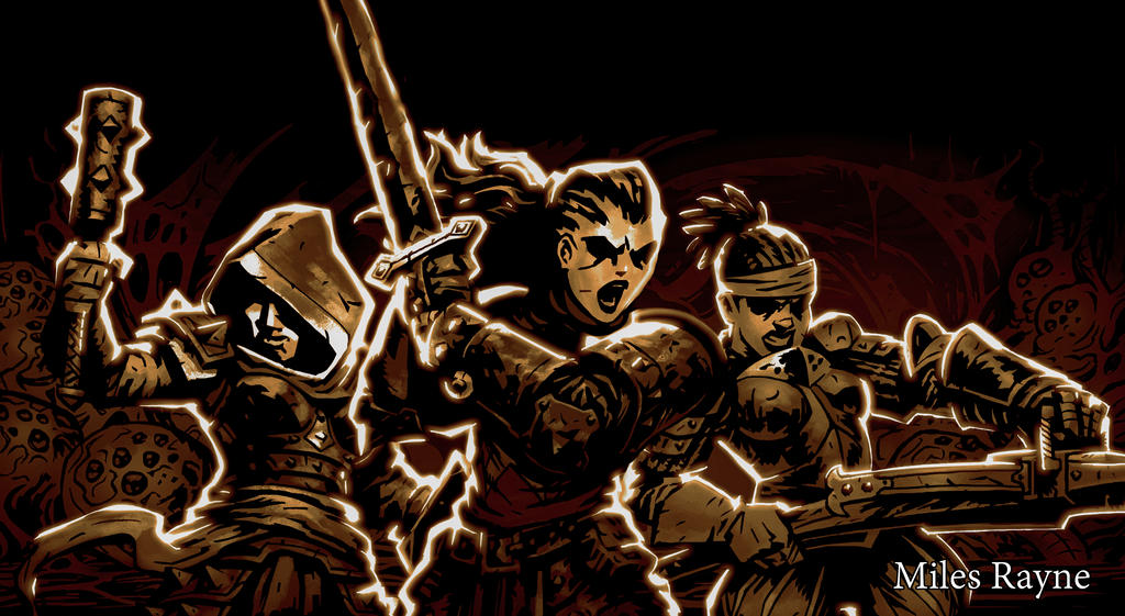 Darkest dungeon wallpaper by miskec98 d9rqch4