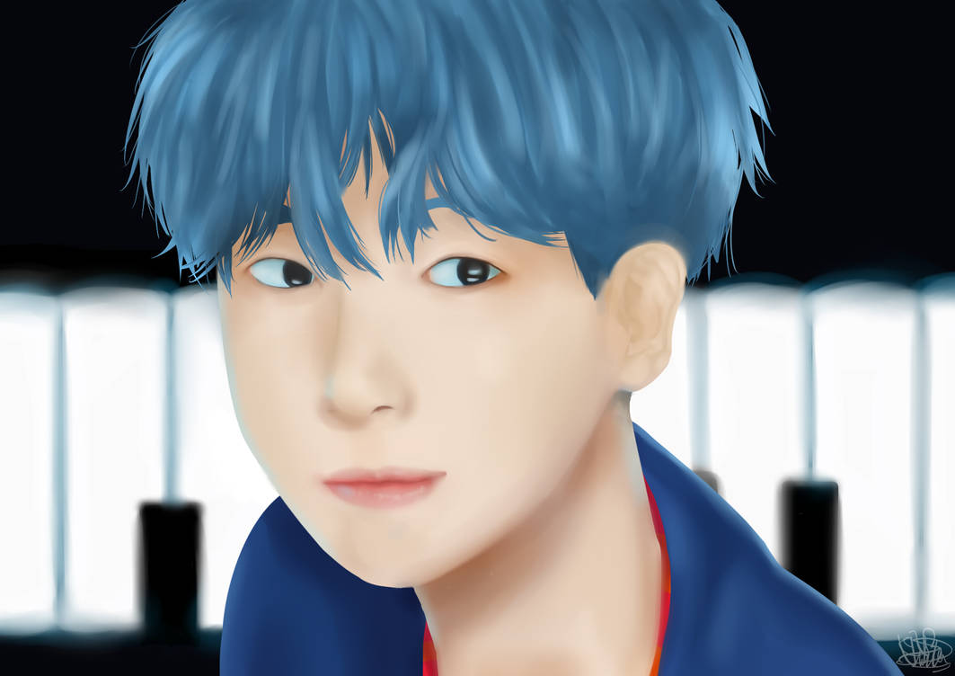 suga BOY WITH LUV by tobiveroxd