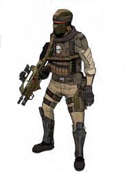 future soldier design by ashleyboonePierce