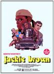 Jackie Brown movie poster