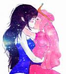 bubbline sparkle kiss