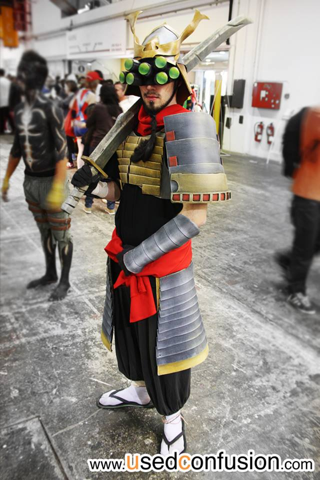 Master Yi Samurai cosplay by Orkochan on DeviantArt