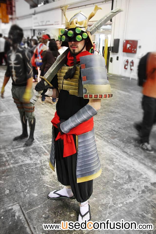 Master Yi Samurai cosplay by Orkochan on DeviantArt