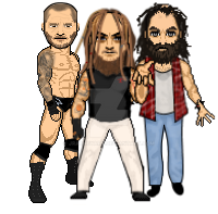 Wyatt Family by JRAbneyart