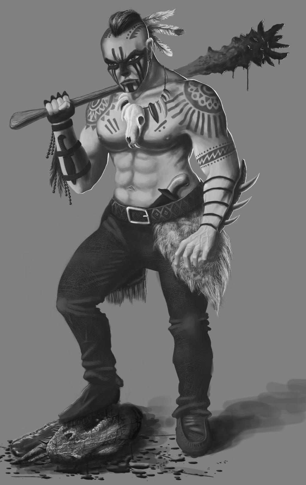 Turok Son Of Stone By Siberiansweaters On Deviantart