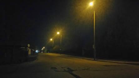 Night in Weisswasser