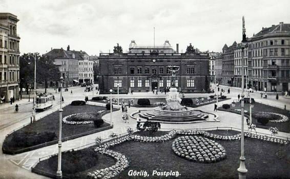 Goerlitz Postplatz