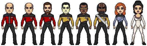 Enterprise NCC-1701-D by Windwalker44