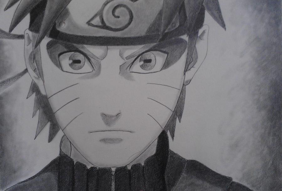 Naruto Sage Mode by Steven626 Naruto Uzumaki Sage Mode Drawing