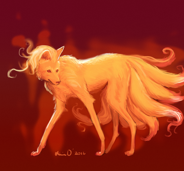 Ninetails by Catwagons