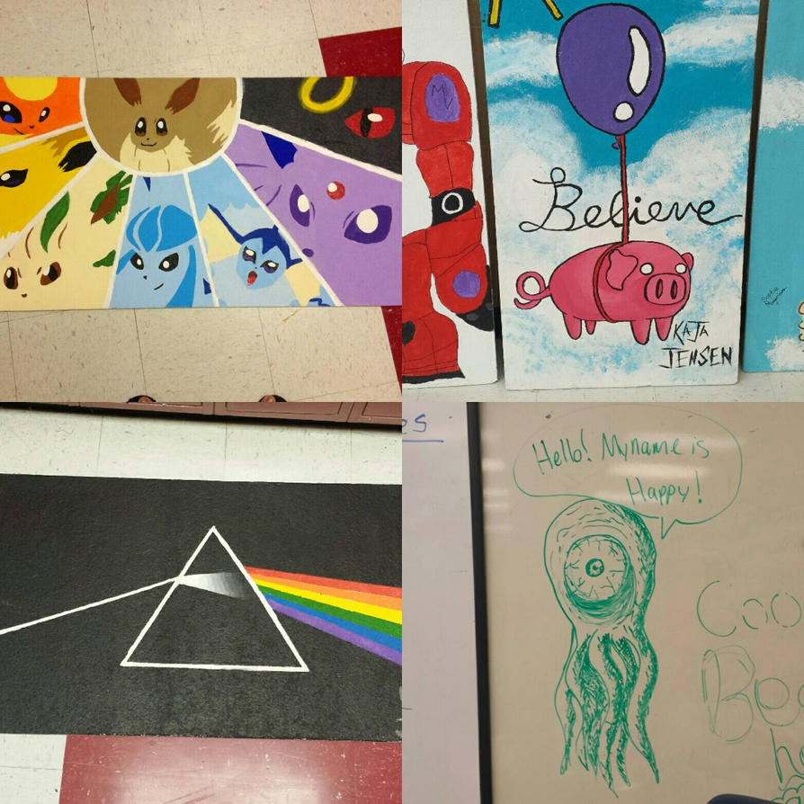 Ceiling tiles for my old jr high school by kajaisforeveralone on ceiling tiles for my old jr high school by kajaisforeveralone dailygadgetfo Choice Image