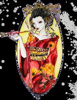 .Geisha. by SakuraoNagame