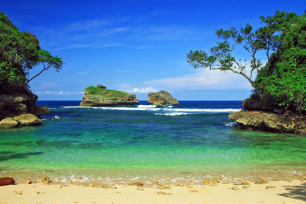 Beach Ngliyep Pantai Sea By Herylondo On DeviantArt