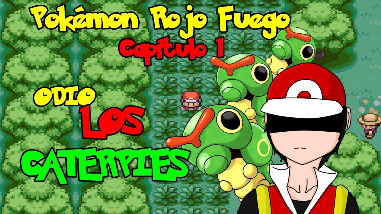 Youtube pokemon rojo fuego link by eliaz deviants on for Gimnasio 8 pokemon rojo fuego
