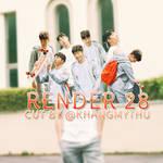 PACK RENDER #28 - by Khangmythu
