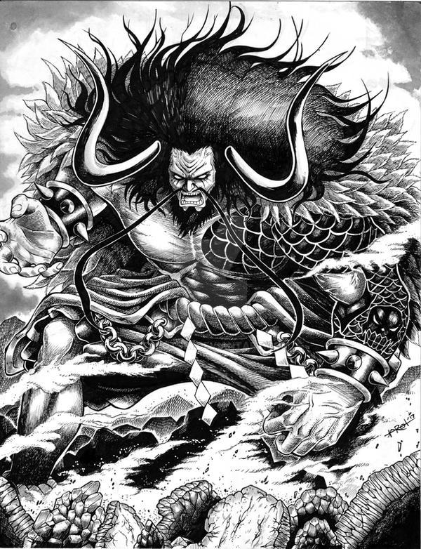 kaido the beast