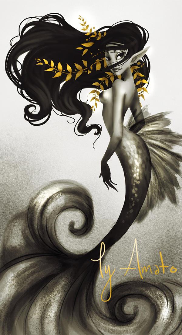 Deep Gold by tyleramato