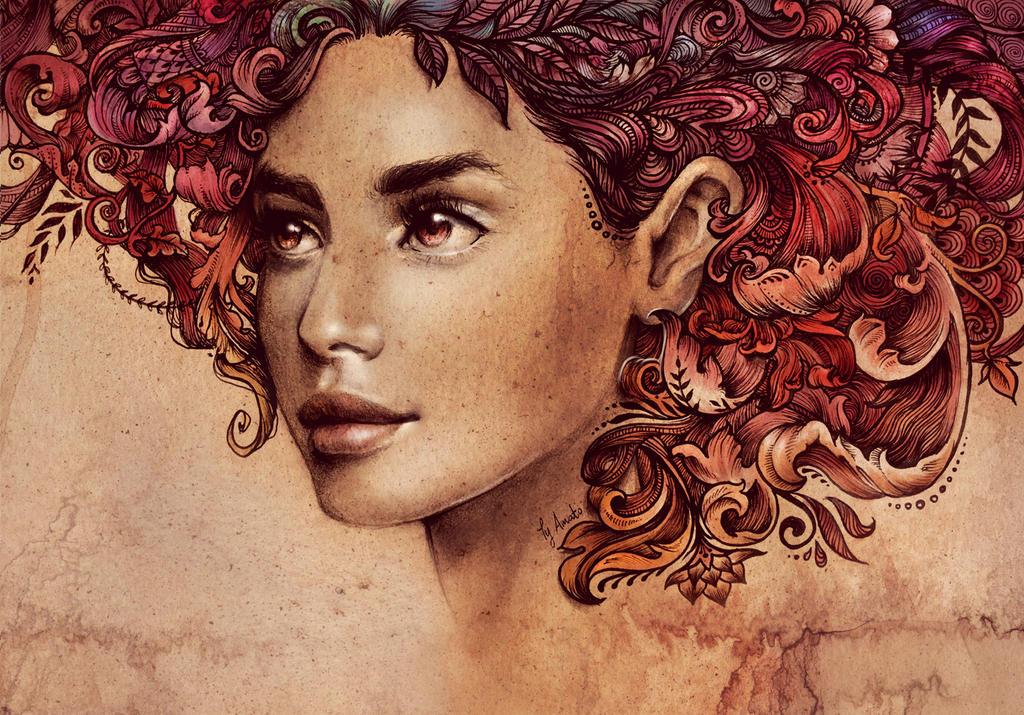 Persephone by tyleramato