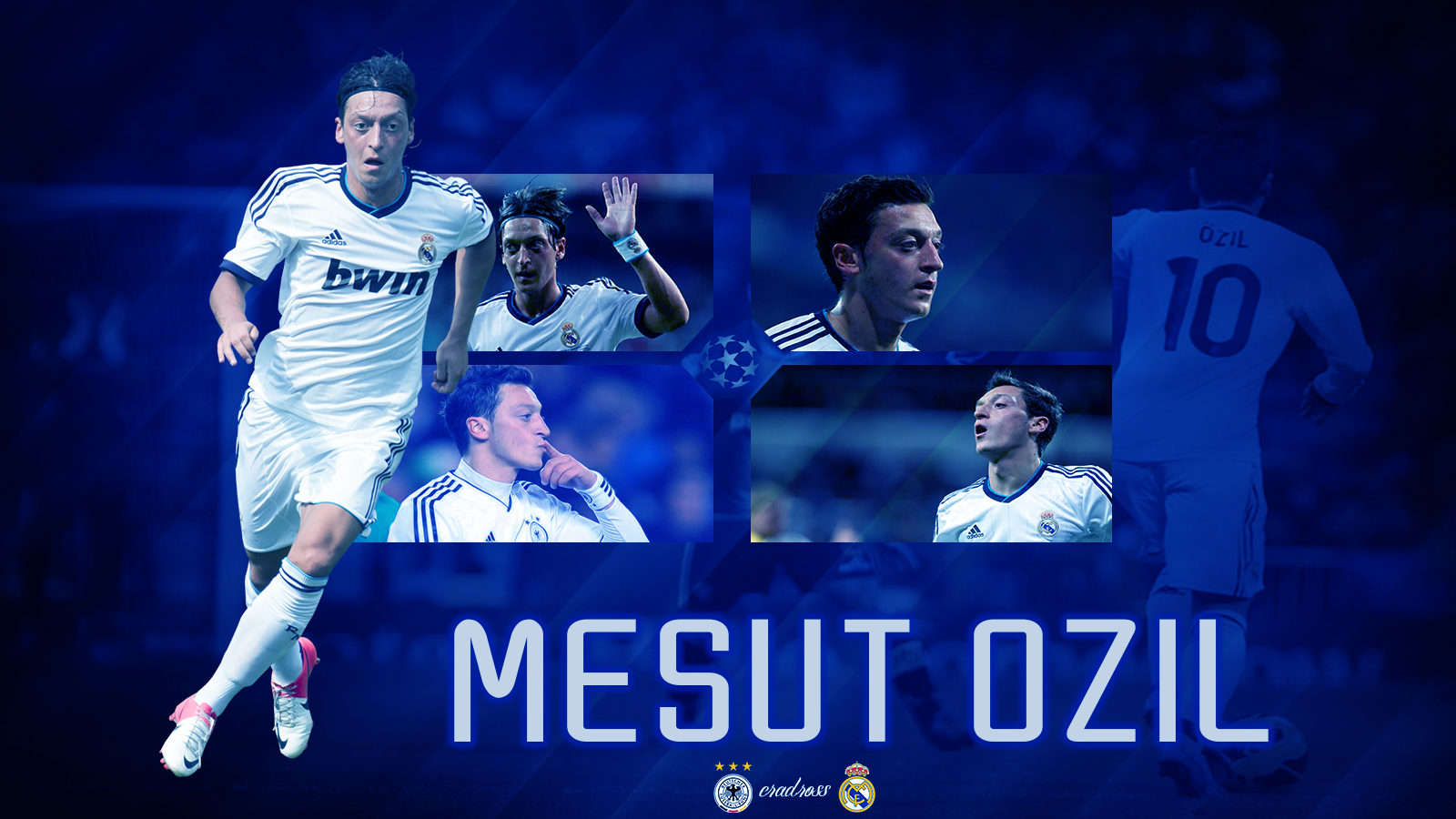Mesut Ozil 10 By CradRoss On DeviantART