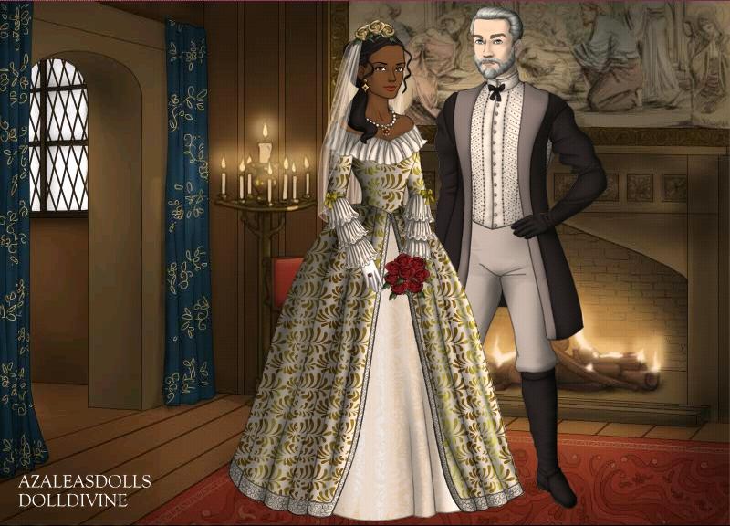 Dolldivine Azaleasdolls Tudors Scene Maker By Kytheira On