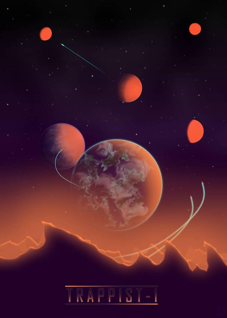 TRAPPIST-1 / MANDO