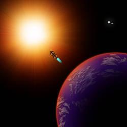 Proxima Centauri b - The Light of Distant Suns I