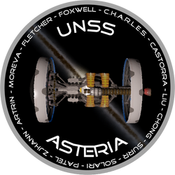 UNSS Asteria Patch