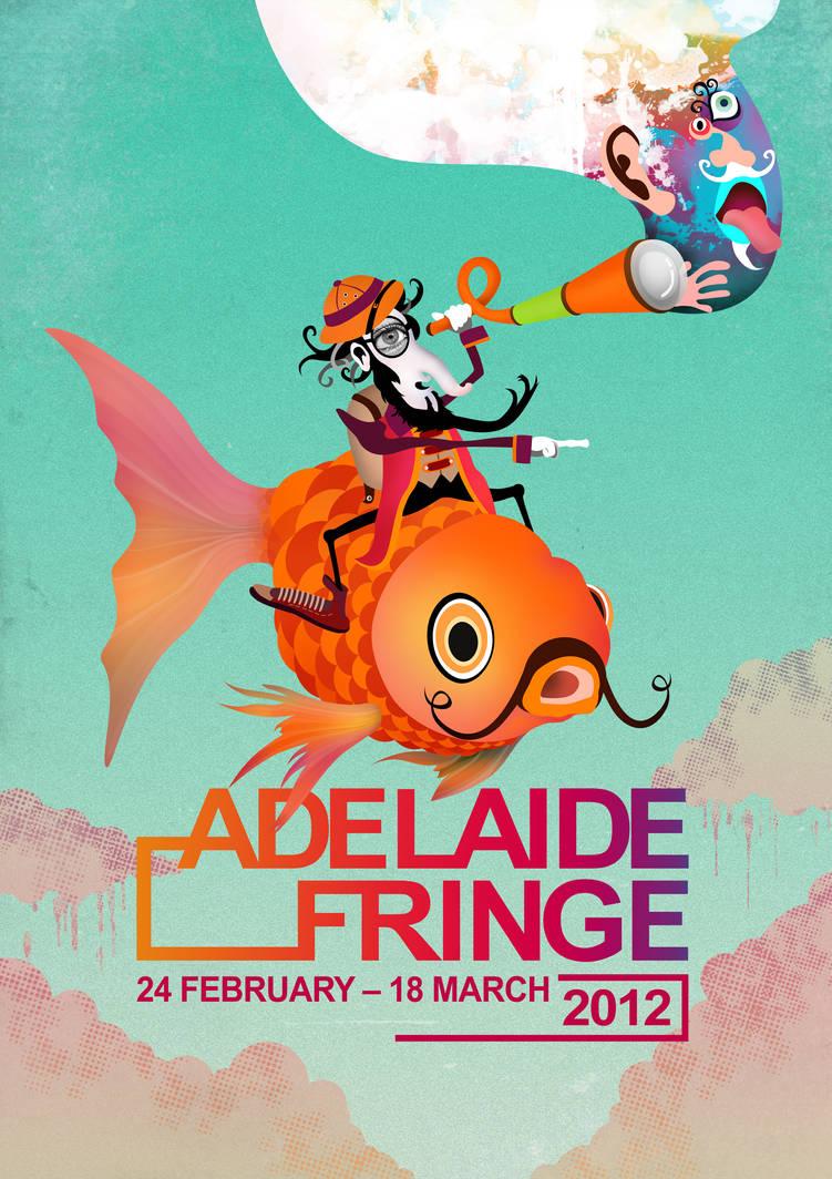 Adelaide Fringe 2012 Poster