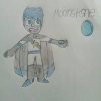 My gemsona moonstone