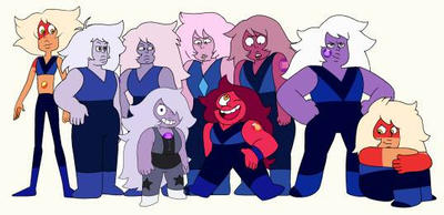 famethyst for life by 2rich4uboy