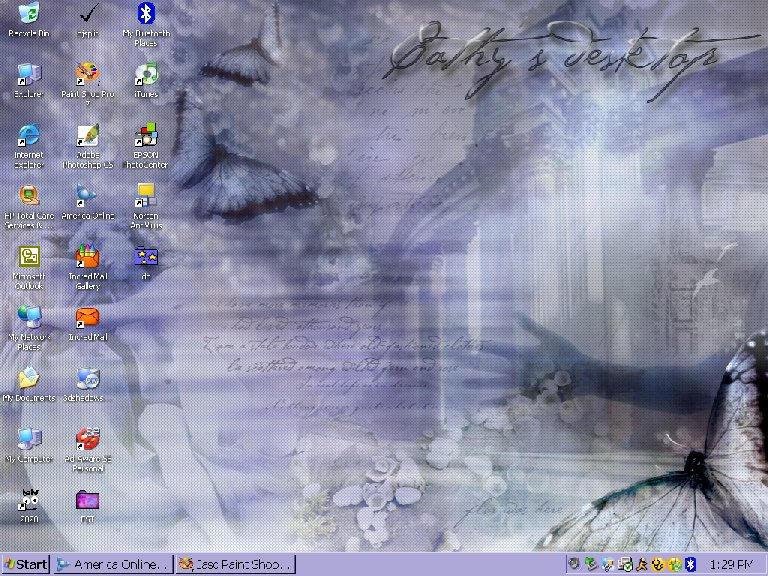 Devious Desktop by FaerieGodNurse