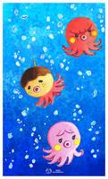 Octopi Villagers