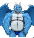 Buff Drogo by FIREWOLF2709
