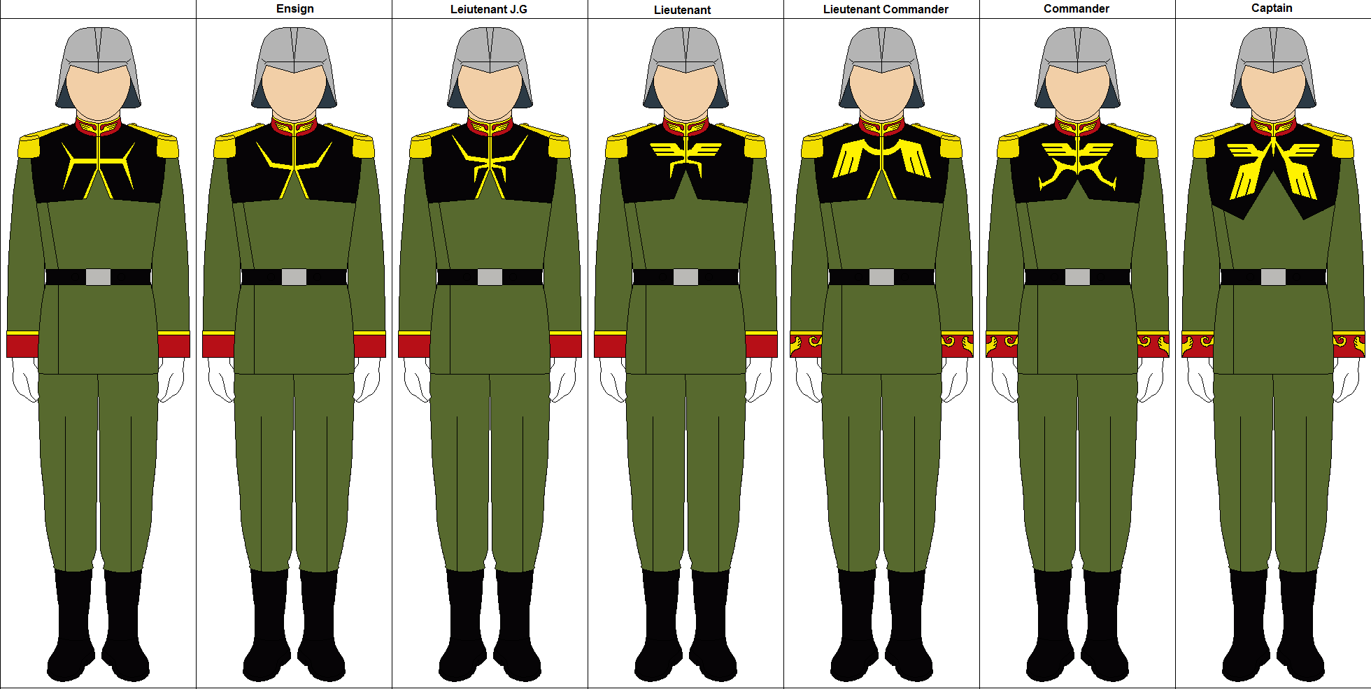 100+ Zeon Uniform – yasminroohi