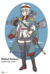 Cold War Shipgirls: Mikhail Kutuzov