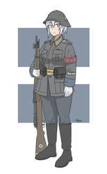 Kings Guards Modren AU by Phenol-R