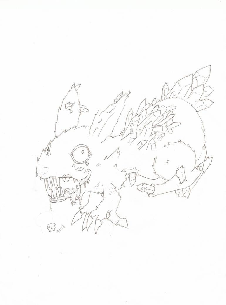 Quartz Behemoth by WeirdyMike