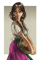 arr...some mexico girl (?) by lilithcosa