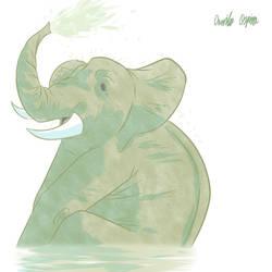 05-Elefante by JoelKodama