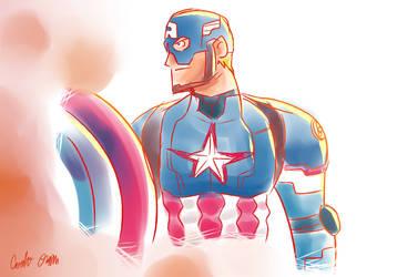 Capi Sketch by JoelKodama