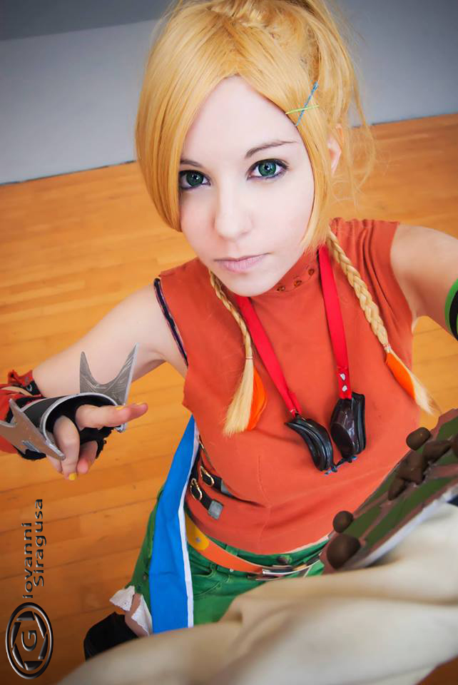 Rikku Cosplay by Bexxin